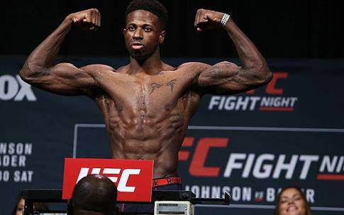 UFC: Randy Brown pulled off UFC on ESPN 1+ despite being '100% healthy' - Brown