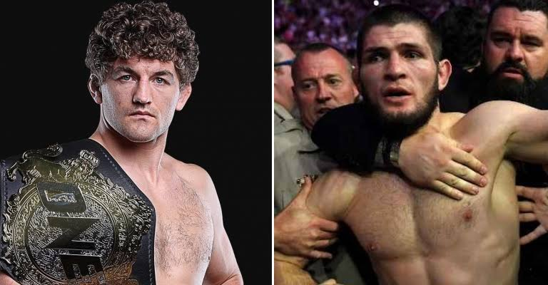 UFC: Ben Askren says he will fight Khabib Nurmagomedov for the 165-pound title in November - Askren