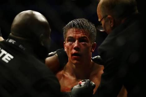 UFC: Alexander Hernandez gets 60 day medical suspension after Cowboy beatdown - Hernandez