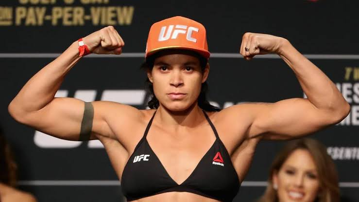 Amanda Nunes says she is 'done with 145', asks Cyborg to fight Kayla Harrison before joking about a move to 125 -