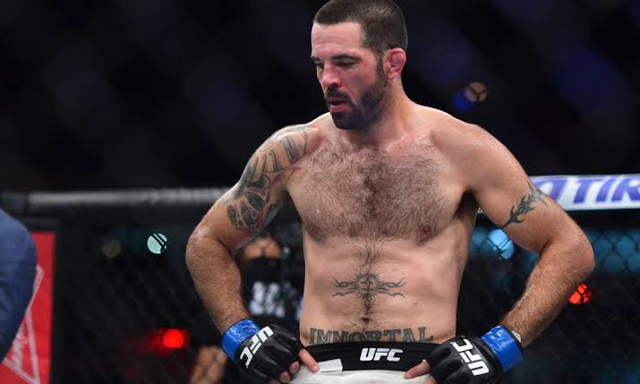 UFC: Matt Brown expresses interest in fighting Mike Perry, eyes summer return