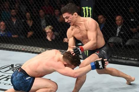 UFC: Watch: Joseph Benavidez discusses why he adopted wrestling heavy approach against Dustin Ortiz - Benavidez