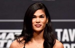UFC: Rachael Ostovich hyper extends her arm in armbar submission loss to Paige VanZant - Ostovich