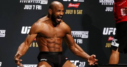 UFC: Watch: UFC Middleweight Yoel Romero wins an obstacle race with swag - Romero