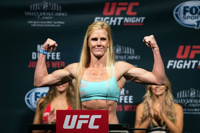 Holly Holm opens up candidly on her ongoing divorce