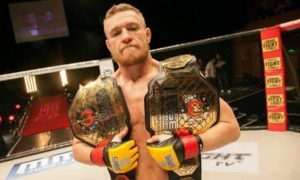 UFC: Conor McGregor reflects how he became the first ever Champ Champ - 6 years ago! - McGregor
