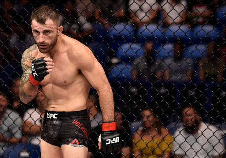 UFC: Alexander Volkanovski on why he's such a bad match up to Max Holloway - Volkanovski
