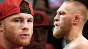 Conor McGregor and Canelo Alvarez are two of the most fittest Combat sports athlete in the world - Canelo