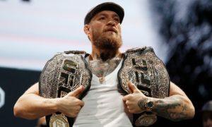 Dana White: Conor vs. Cowboy is the fight to make in the summer - Conor McGregor