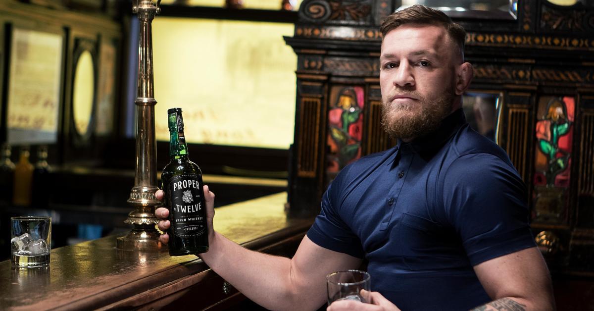 Watch: Hilarious Conor McGregor's Proper 12 Irish whiskey advert -