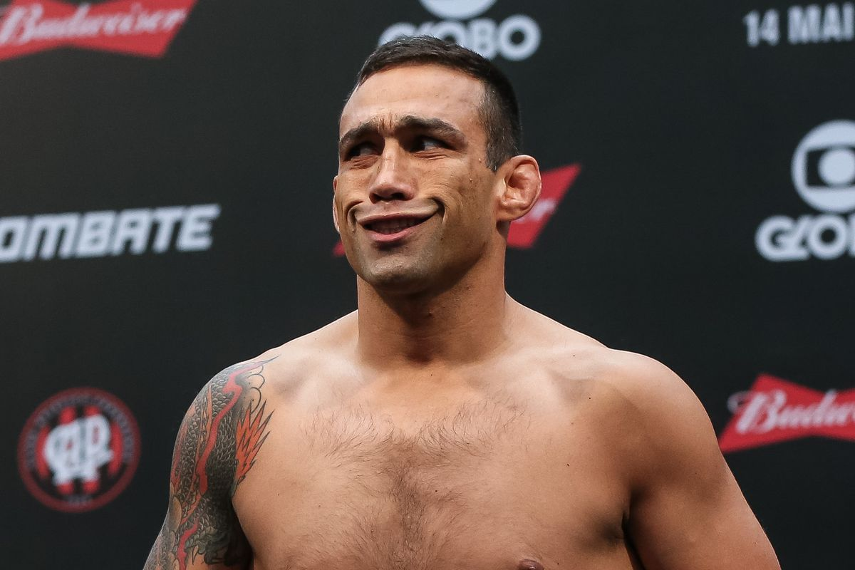 Fabricio Werdum wants UFC release because he wants to fight for 2 more years and he's done - Fabricio Werdum