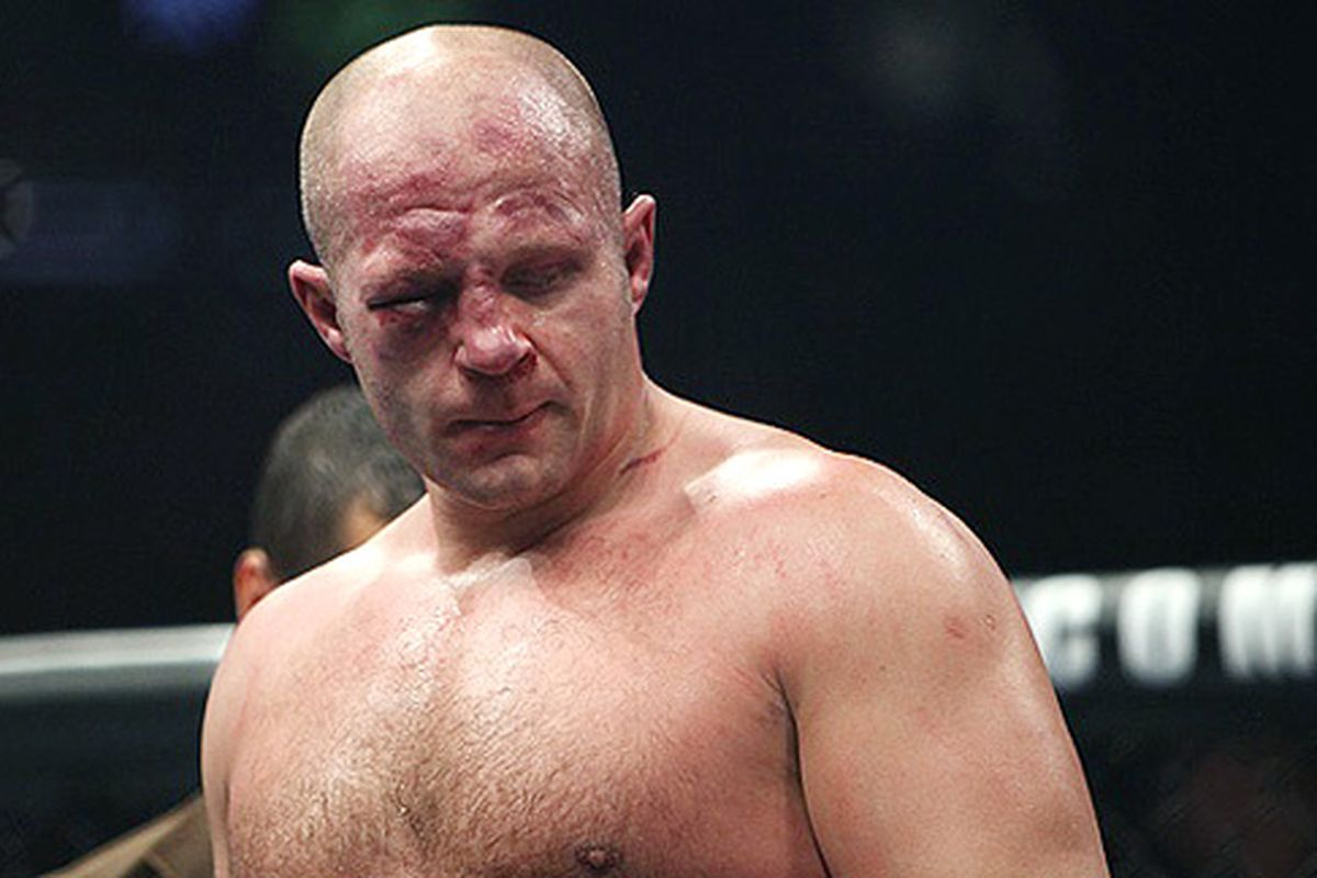 Fedor Emelianenko provides health update after suffering a devastating knockout loss to Ryan Bader at Bellator 214 - Emelianenko