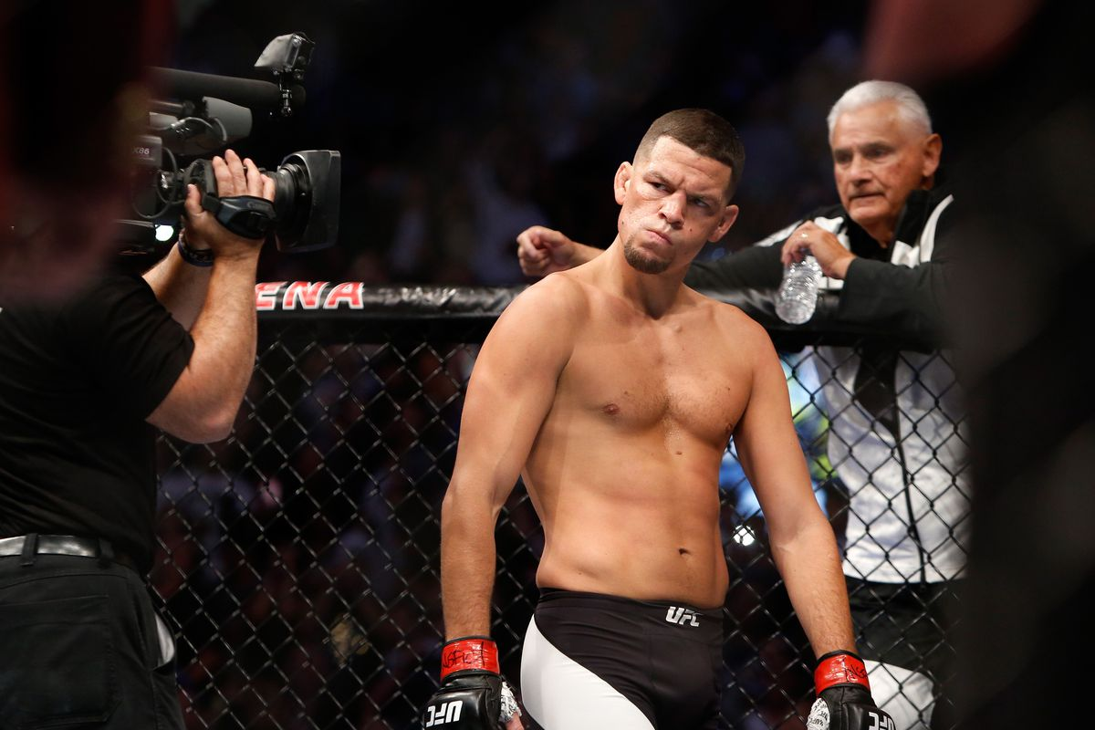 Khabib and Nate Diaz beef on Twitter - possible fight in the future? - Nate Diaz