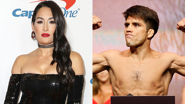 WWE diva Nikki Bella responds to Henry Cejudo admitting that he's got a crush on her - Henry