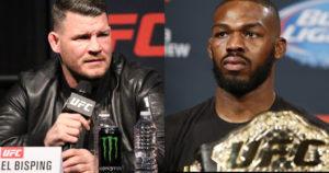 UFC: Michael Bisping exposes Jon Jones' abusive comments off air during FOX interview - Jones