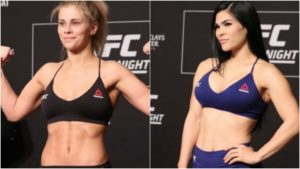 Watch: Paige VanZant hopes UFC gives Rachael Ostovich a platform to inspire people - Paige VanZant