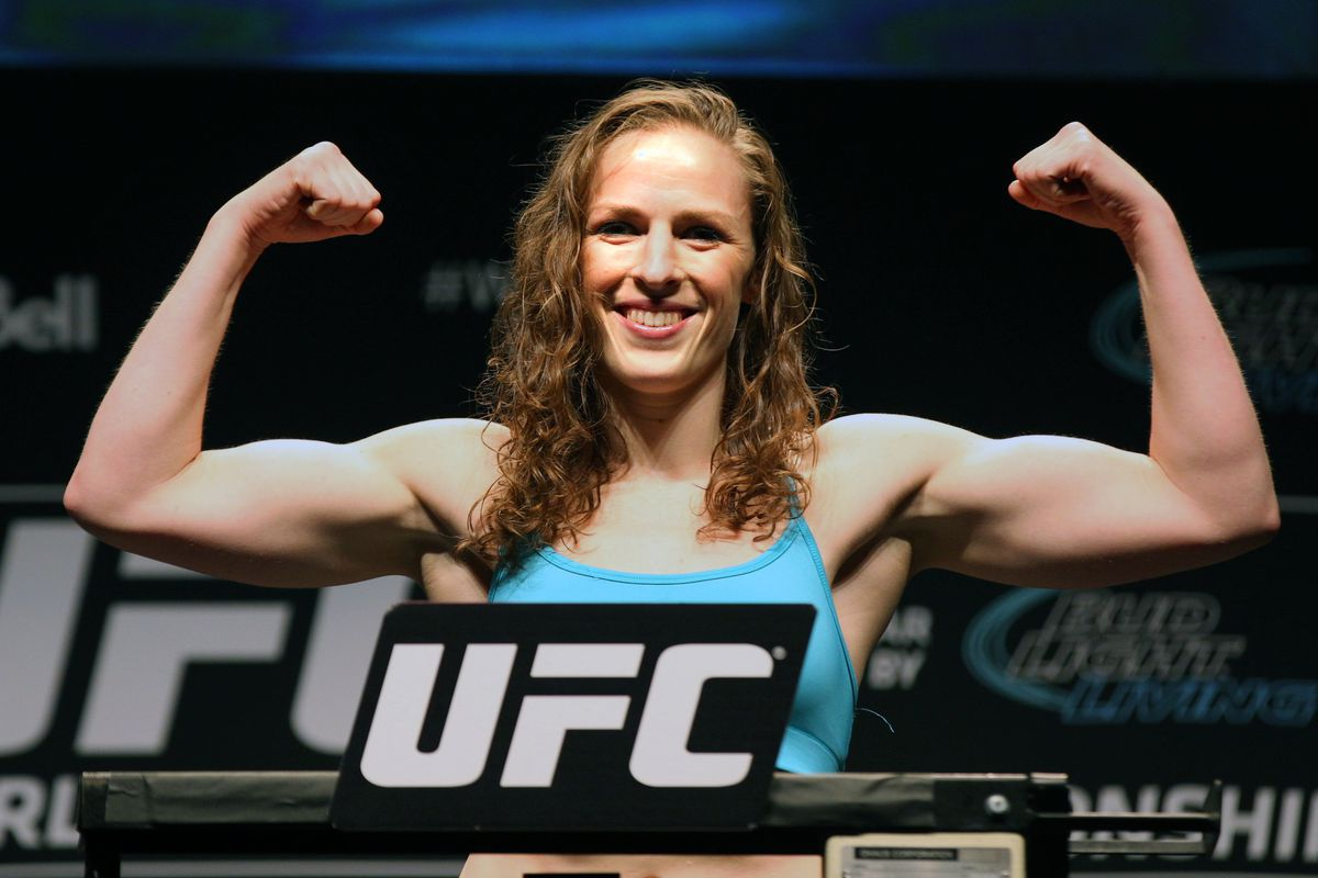 UFC: Watch: Sarah Kaufman - Nobody inside or outside the UFC wants to fight me - Kaufman