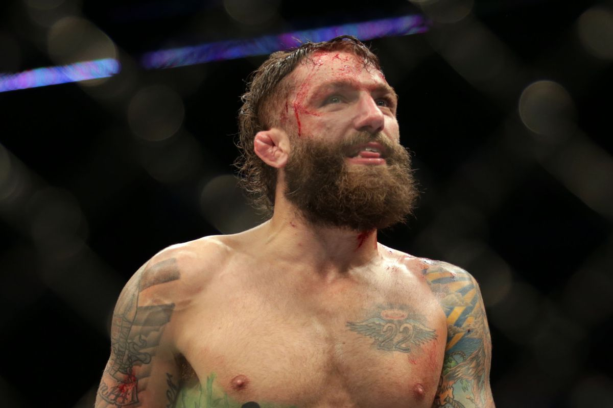 Michael Chiesa reveals how he psyched himself up before Carlos Condit fight - Michael Chiesa