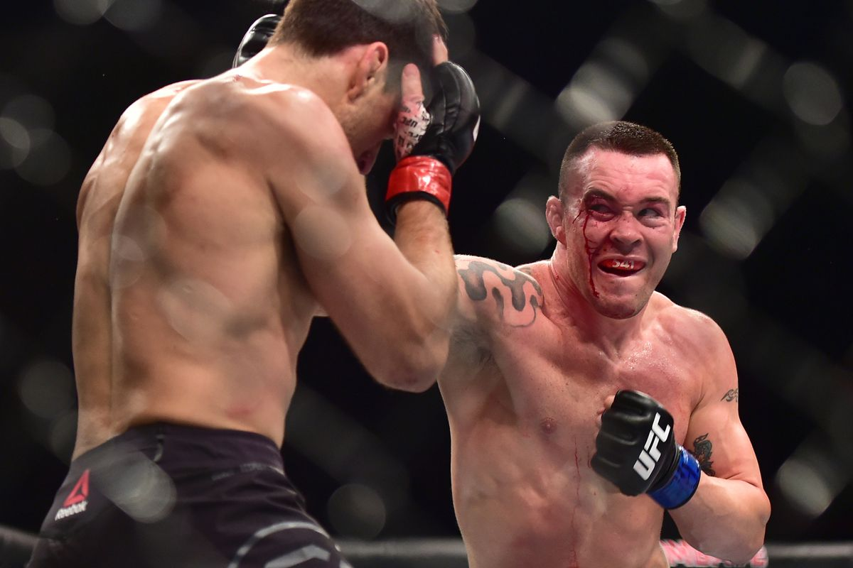 Colby Covington says that UFC is a circus and it won't be as legitimate as NBA or NFL - Colby