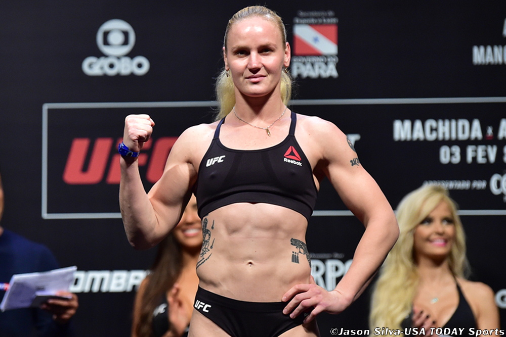 Dana White announces next challenger for Valentina Shevchenko's title -