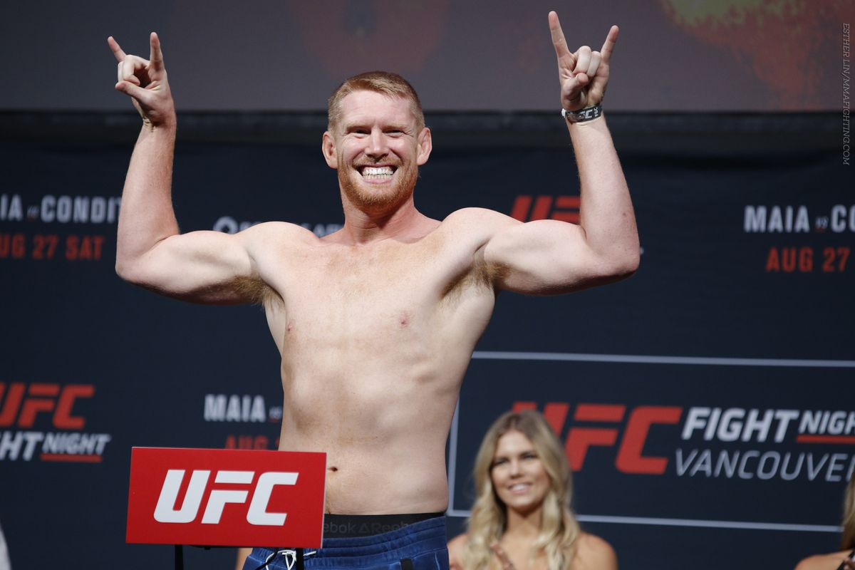 Sam Alvey 'doesn't care' about Marc Goddard's apology; prefers Mario Yamasaki or Steve Mazzagati instead - Sam Alvey