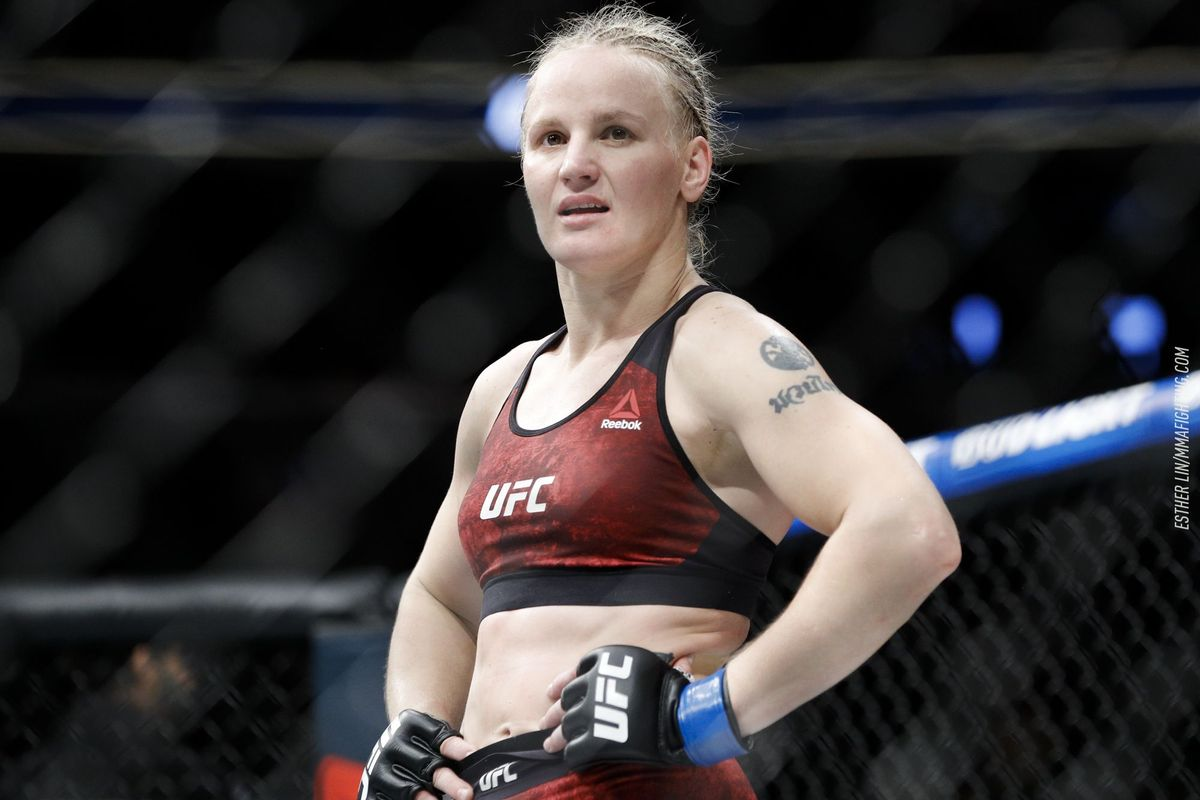 Valentina Shevchenko keen on making multiple title defenses in quick succession -