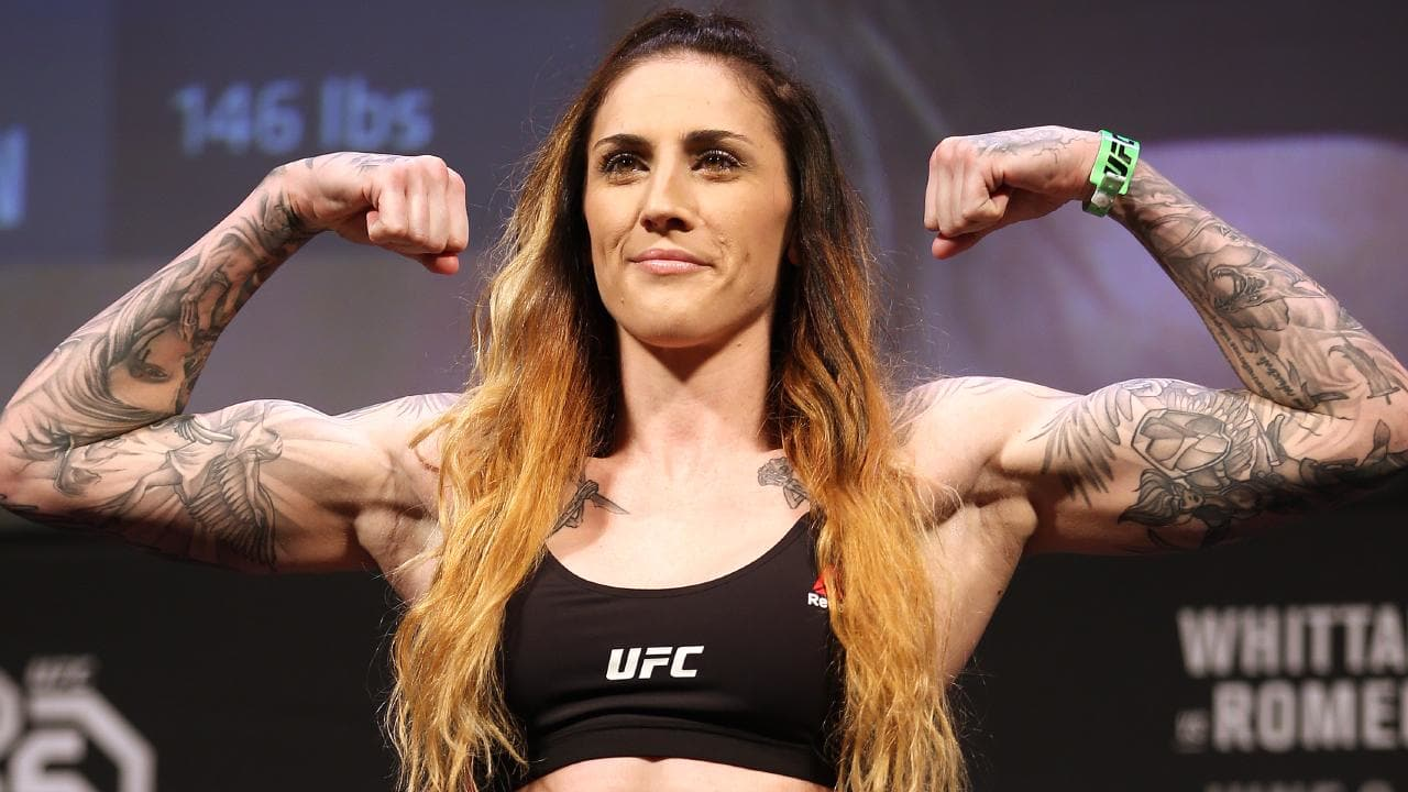 CSAC approves UFC's Megan Anderson of her 'controversial' TKO victory over Cat Zingano -