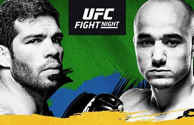 UFC Fight Night 144 'Assuncao vs. Moraes 2: Play by Play Updates & LIVE Results -