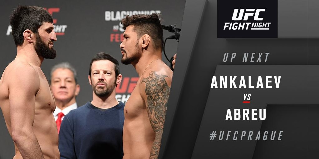 UFC Fight Night 135 'Blachowicz vs. Santos' - Play by Play Updates & LIVE Results -