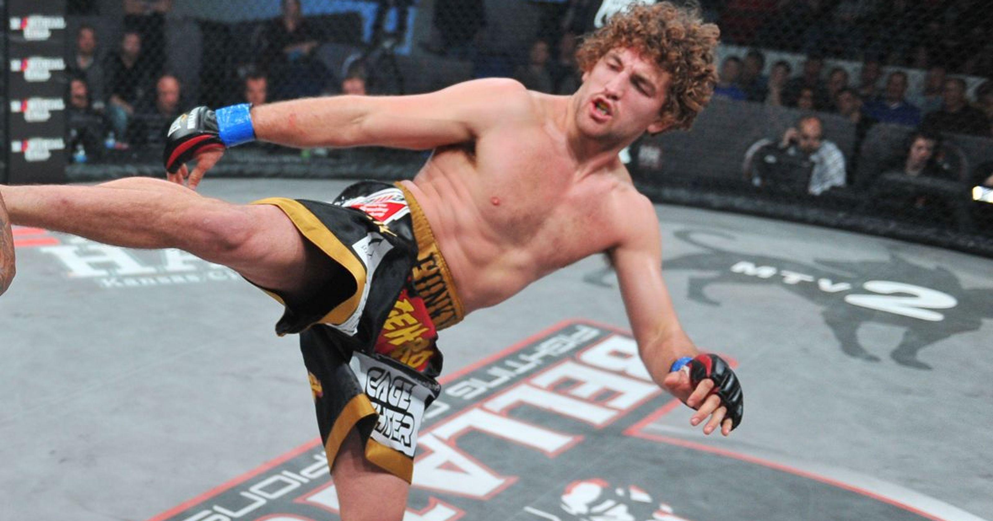 UFC's Twitter account trolls undefeated welterweight Ben Askren - Ben Askren