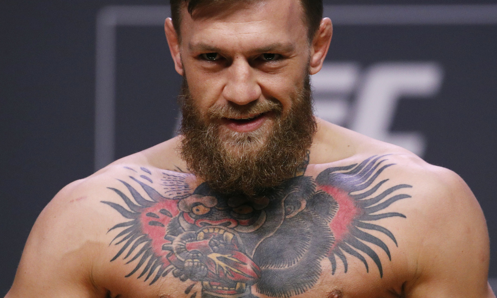 Conor McGregor and Tony Ferguson go back and forth on social media - big fight next up? -