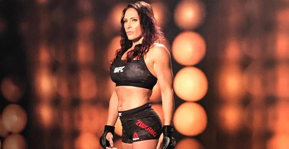 Cat Zingano wants rule changes on eye pokes after her unfortunate loss to Megan Anderson -