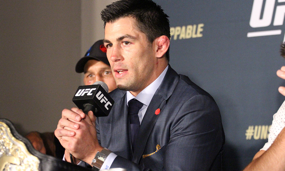 Ariel Helwani has high praise for Dominick Cruz's commentary during the UFC 234 main event -