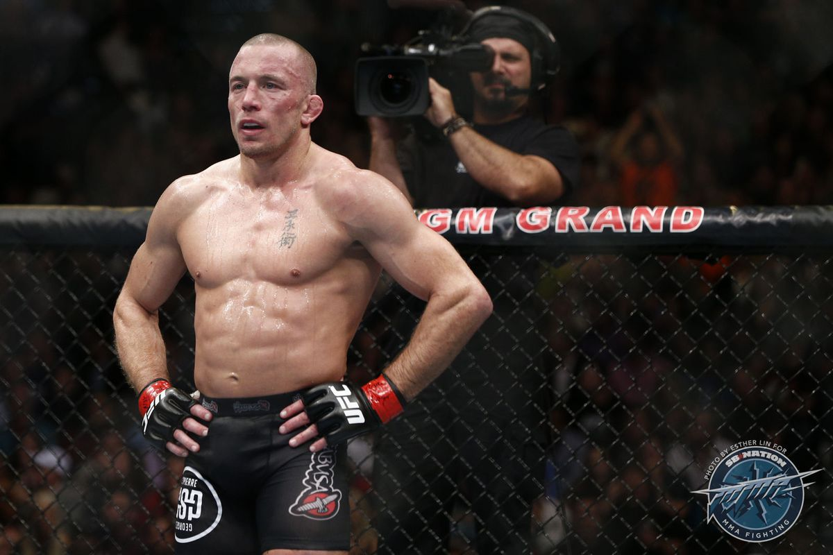 Georges St-Pierre plans on announcing his retirement at a press conference tomorrow -