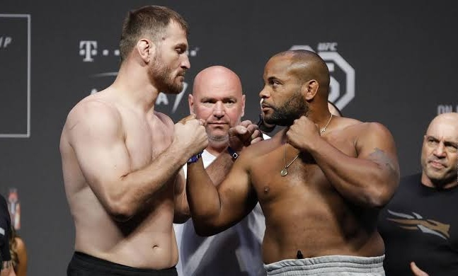 Daniel Cormier states reasons on why he is not fighting Stipe Miocic -