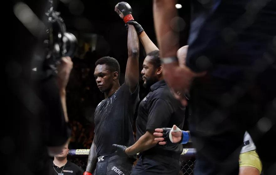 Israel Adesanya lobbies for PPV points after headlining UFC 234 alongside Anderson Silva - Israel Adesanya