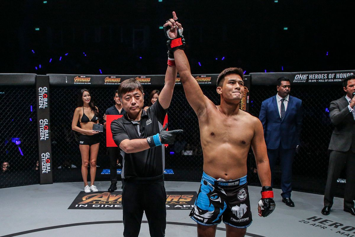 Thailand's own Shannon Wiratchai looking to prove himself at home in Bangkok -