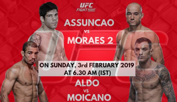 UFC Fight Night 144 -