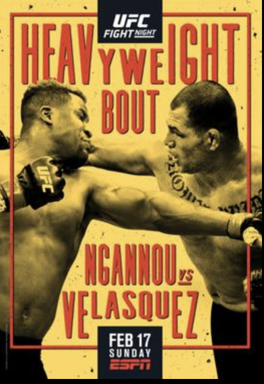 Who wins this insane Heavyweight bout? Cain Velasquez or Francis Ngannou? -
