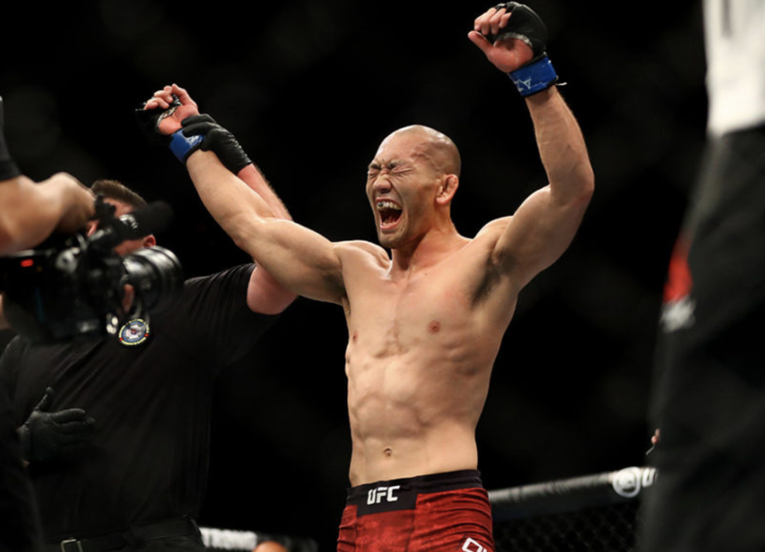 Former UFC title challenger Yushin Okami signs with ONE Championship -
