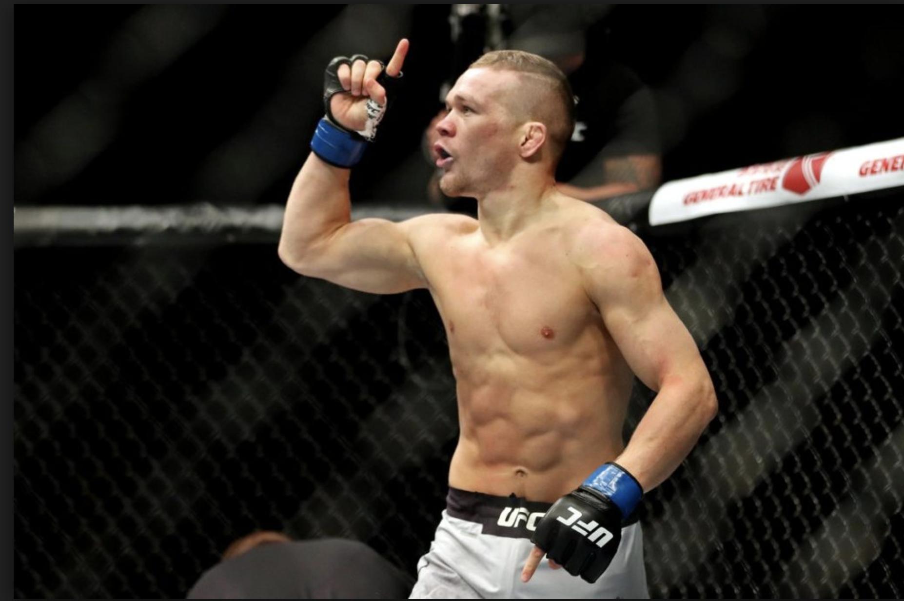 "Petr ""No Mercy"" Yan's versatility makes him UFC Prague's fighter to watch -"