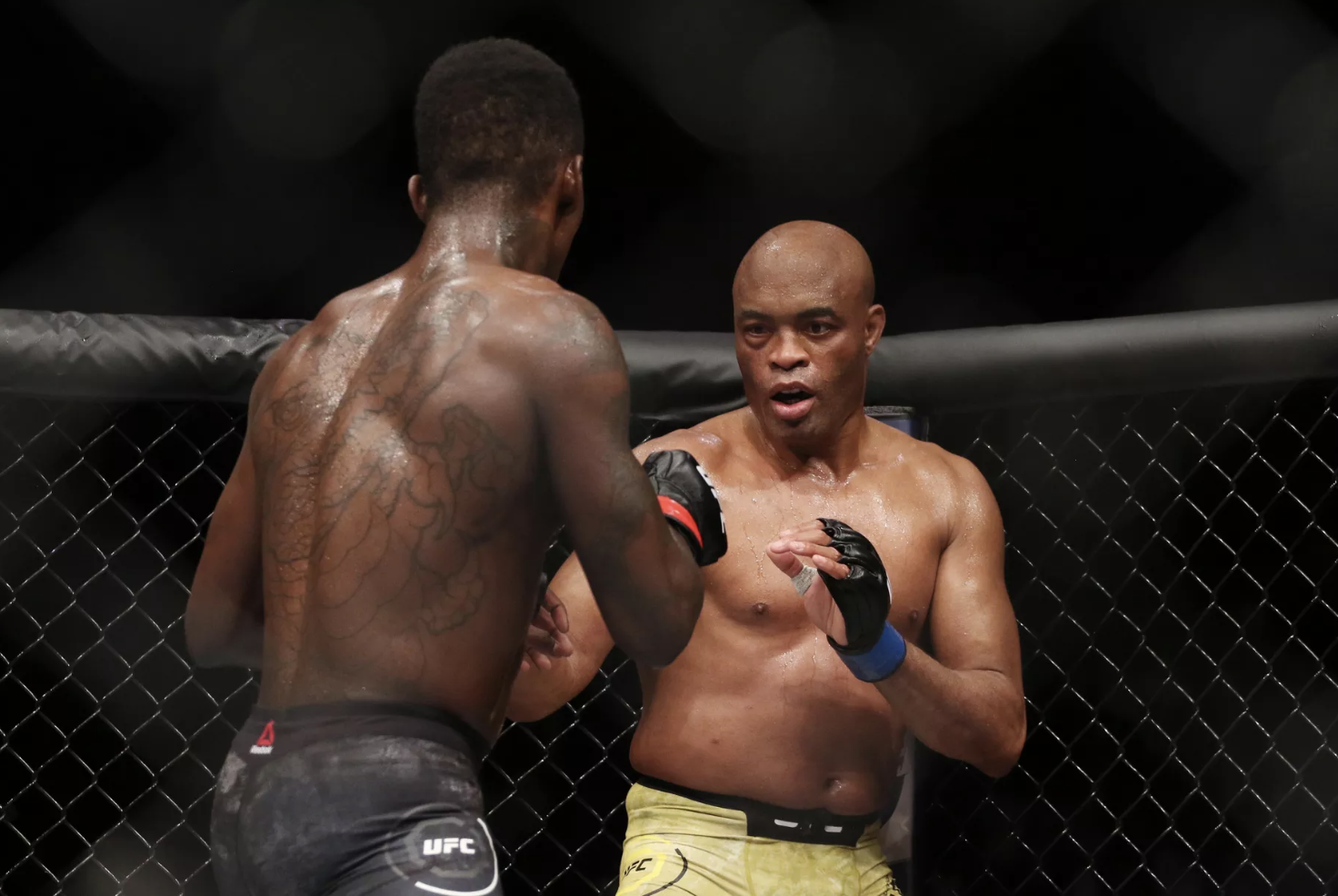 Anderson Silva vs  Jared Cannonier booked for UFC 237 in