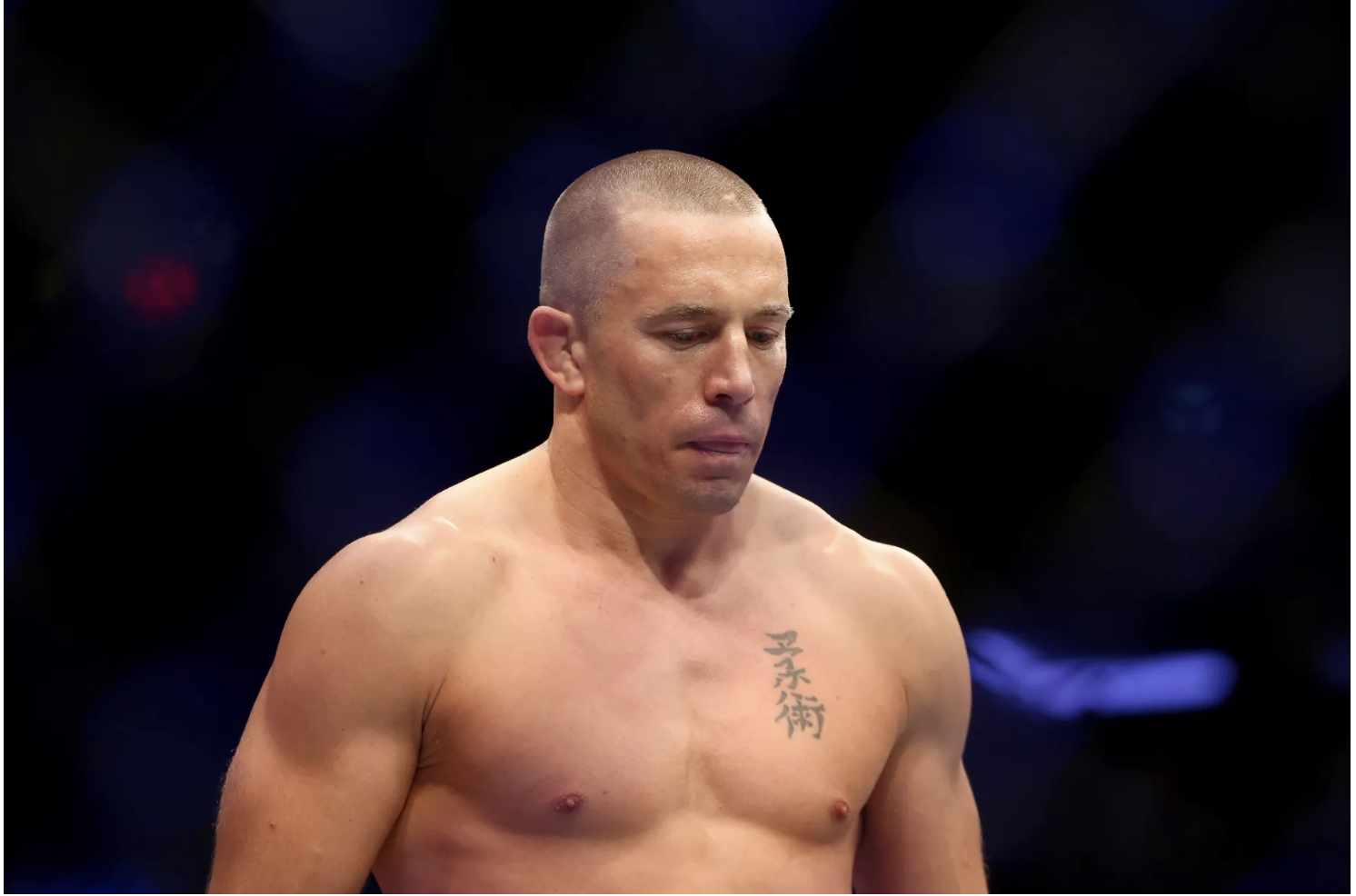 Georges St-Pierre responds to Khabib's UFC callout - 'Unfortunately, it's not up to us ' -