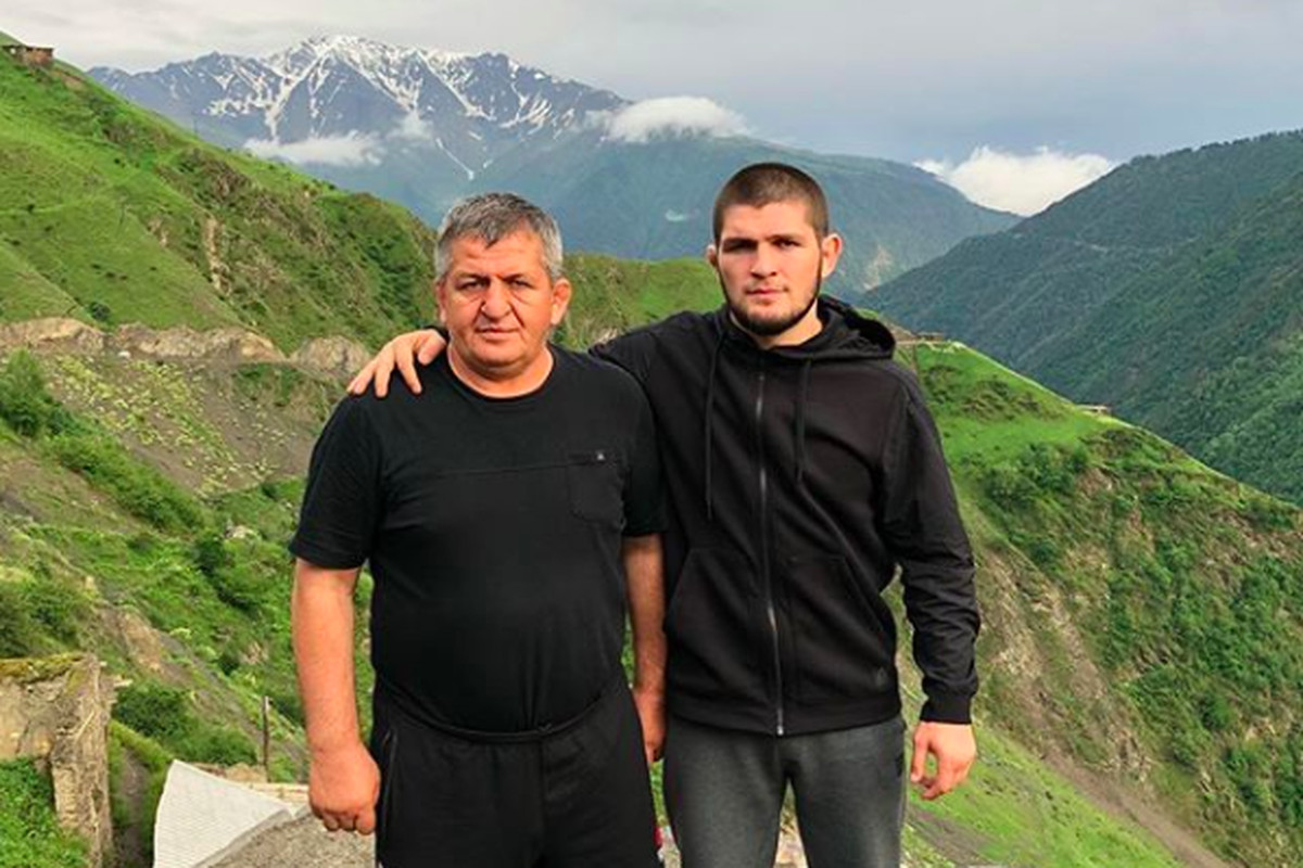 UFC: Khabib's father invites 'dear guest' Conor McGregor to Dagestan - says that he has completely forgiven him - McGregor
