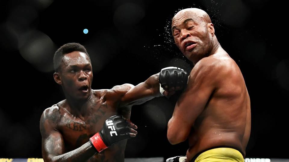 Adesanya-Silva-UFC-235