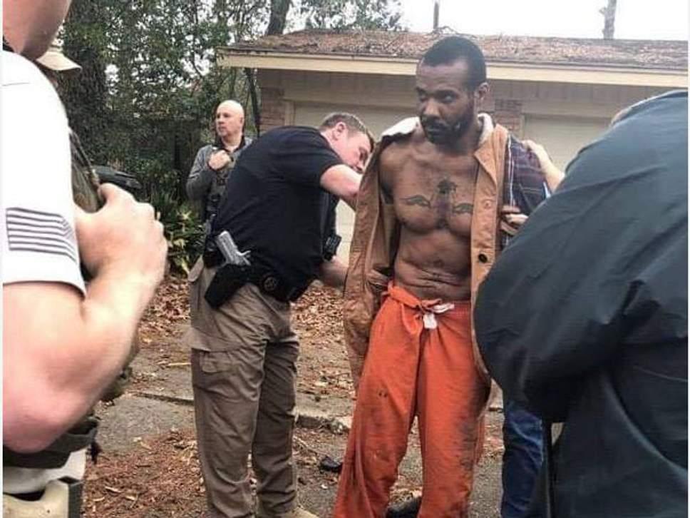 Police recapture escaped MMA fighter prisoner - Cedric