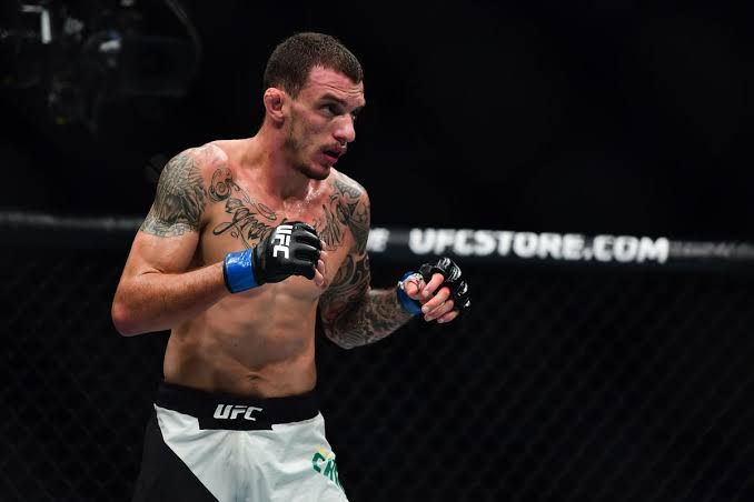 UFC: Renato Moicano feels Fortaleza stoppage was 'a bit early', his manager however disagrees - Moicano