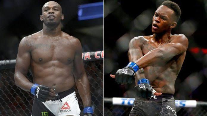 UFC: Jon Jones explains the extent of similarity with Adesanya: Similar body types and we're both black, that's all - Jones