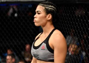 UFC: Rachael Ostovich: I can't even afford a camp, I work extra jobs so that I can fight - Ostovich
