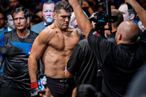 UFC: Chris Weidman feels good about his chances against Israel Adesanya: Has he fought a top 5 guy yet? - Weidman